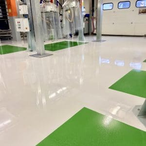 self smoothing epoxy resin flooring