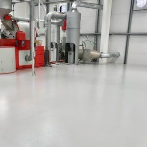 epoxy resin coating